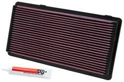K&N Filtro Aire Cherokee 96-01