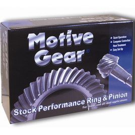 R&P Motive Gear JK D30 High Pinion 4.56