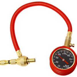 Desinflador – Deflator – Medidor de presión