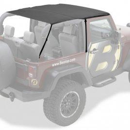 Lona Bikini Bestop Jeep Wrangler JK 2 Puertas