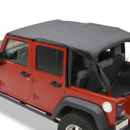 Lona Bikini Bestop Jeep Wrangler JK 4 Puertas