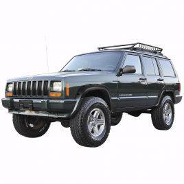 Jeep Cherokee XJ Fender Flares