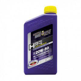 Royal Purple 20w50