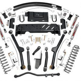 Rough Country Cherokee XJ 4.5″ Long Arms Kit