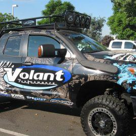 Toyota Tundra – Snorkel Volant