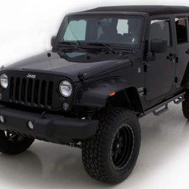 Flat fender Jeep JK