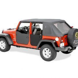 Medias puertas traseras Jeep JK Unlimited
