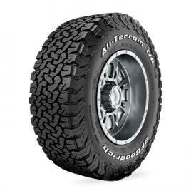 Neumático BF Goodrich ALL TERRAIN T/A KO2 275 / 65 R17 121 / 118 S LRE