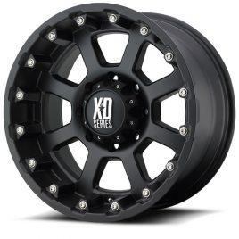 KMC XD807 STRIKE