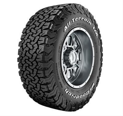 Neumático BFGoodrich All-Terrain T/A KO2 Tires 235/75 R15 - Titan 4x4