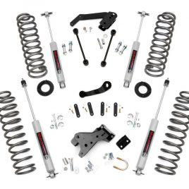 Kit de levante Jeep Wrangler JK  07-18 4″ Rough Country 2 puertas o Unlimited 4 puertas