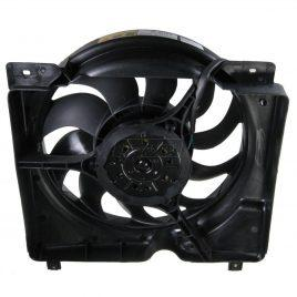 Radiator Cooling Fan Electric for 97-01 4.0L Jeep Cherokee XJ (Left Head Drive)