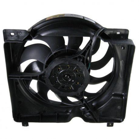 Radiator Cooling Fan Electric for 97-01 4.0L Jeep Cherokee XJ (Left Head Drive)