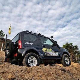 Suzuki Jimny / Kit de suspensión completo Ironman