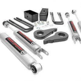 Kit de levante Chevrolet Silverado 1500 99-06 2.5″ Rough Country