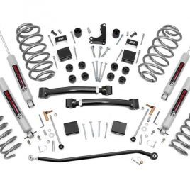 139f44c942542 Kit de levante Jeep Grand Cherokee WJ 99-04 4″ Rough Country