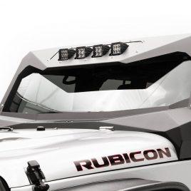 Marco Parabrisas Armor – Jeep Wrangler JK