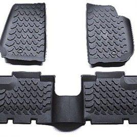 Pisos plásticos para Jeep Wrangler JK – 4 PUERTAS