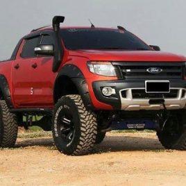 Extensión de Tapabarro para Ford Ranger 2012-2014