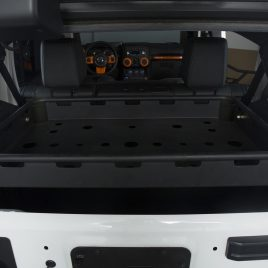 Parrilla trasera Jeep Wrangler JK 4 puertas