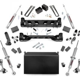 Rough Country 6″ Toyota Suspension Lift Kit 07-15 Tundra with Shocks