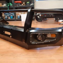 Bumper Delantero Mitsubishi L200 15-18