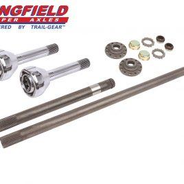 Super Set 30 Estrías, Gun Drilled Toyota - Longfield