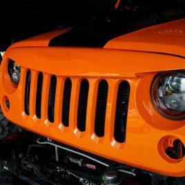 Mascara Angry – Jeep Wrangler JK