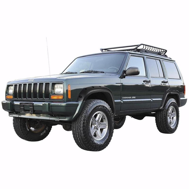 Jeep Cherokee XJ Fender Flares » Titan 4x4
