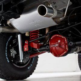 Escape Dynomax Jeep Wrangler JK – Doble Salida