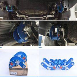 Candados confortables Chevrolet Dmax 2012+ 2″ Lift