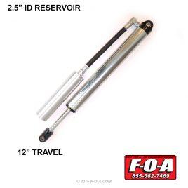 FOA Shocks 2.5 – 12″
