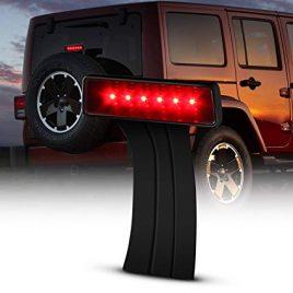 Tercera luz de freno LED – Jeep Wrangler JK